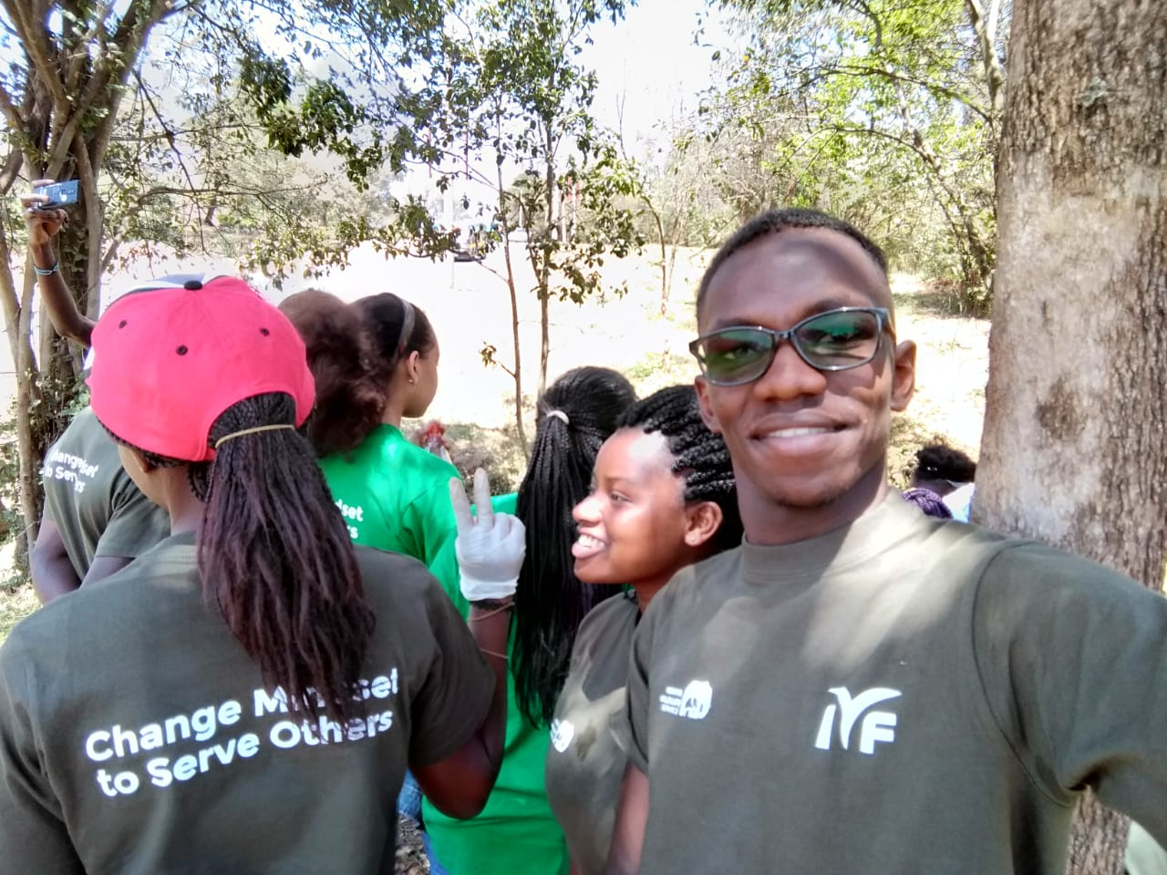 community service at by IYF at KWS on February 2nd 2019.jpeg